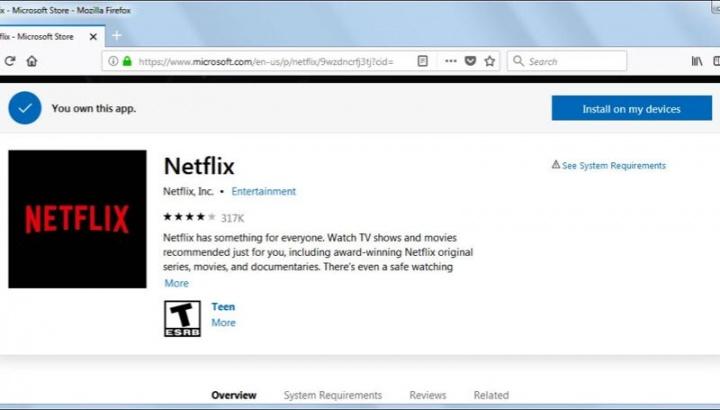 Windows 10 loja apps Microsoft
