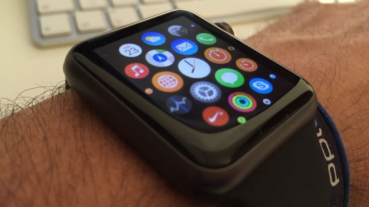 Apple Watch watchOS