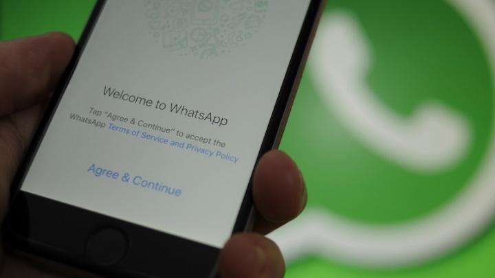 WhatsApp Administradores mensagens grupos