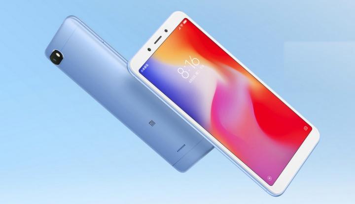 Xiaomi Redmi 6A helio a22