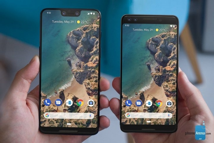 Google-Pixel-3-vs-Pixel-3-XL-740x494