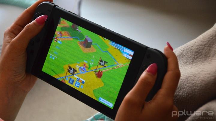 Próxima Nintendo Switch poderá reproduzir a 4K e ter um ecrã OLED de 7