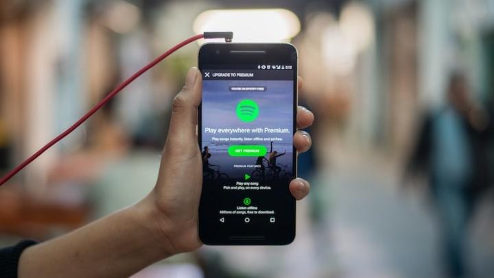 Spotify Lite música Android app