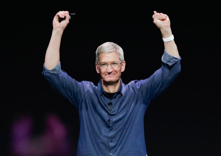 Apple Tim Cook Cupertino