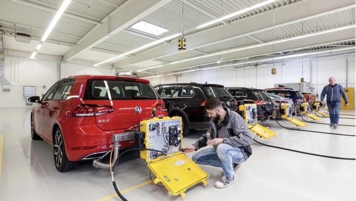 """Imagem Volkswagen e os cemitérios de veículos """"problemáticos"""""""