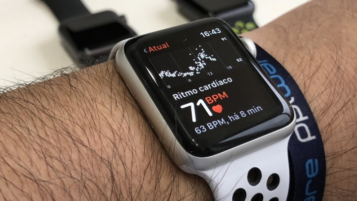 Apple Watch smartwatches Fitbit Garmin