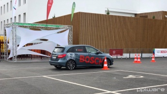 Bosch - carro autónomo