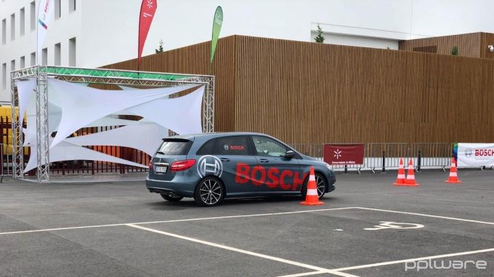 Innovative Car Experience - Bosch apresenta soluções de Condução Autónoma e Conectada