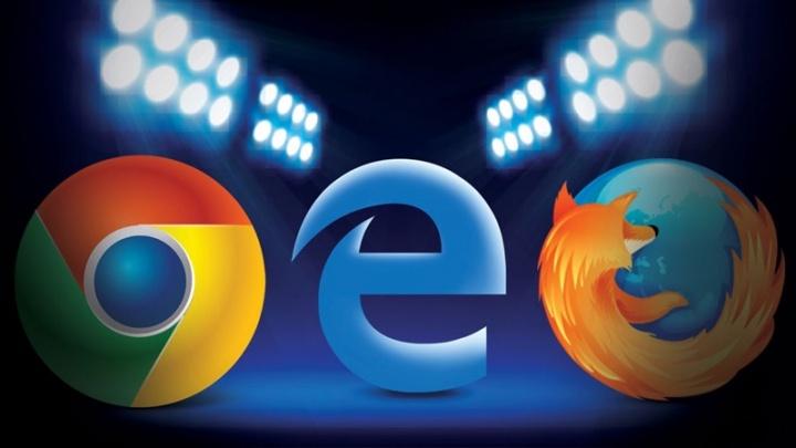 Chrome Firefox Edge Safari Internet Explorer