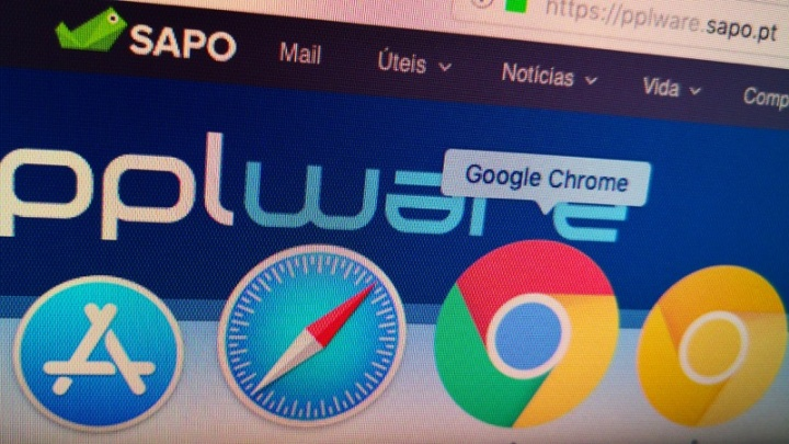 Sobreposição de video chrome google