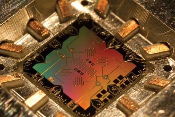segurança gerador de números quânticos aleatorios
