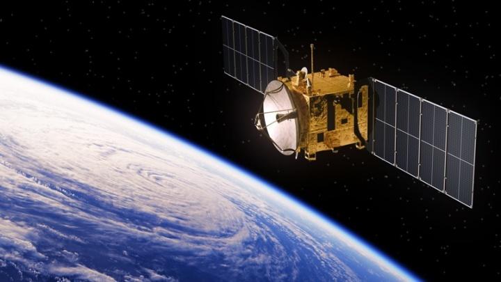 Facebook Internet satélites
