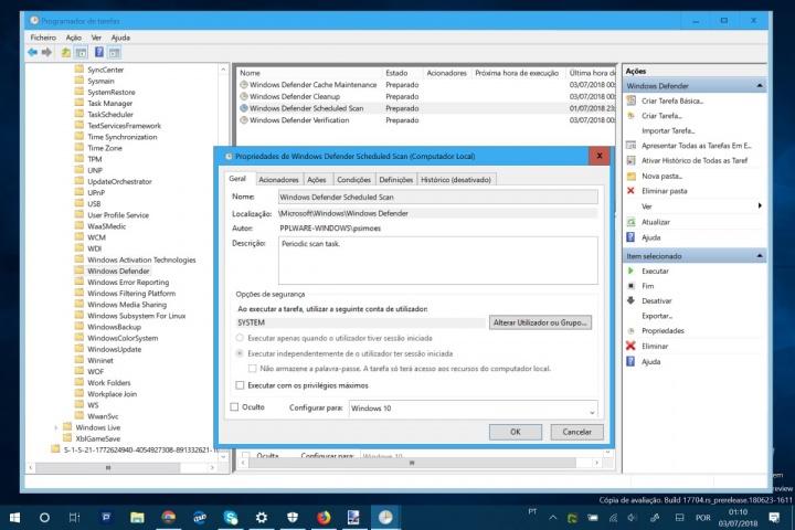 Windows 10 Firefox disco problema solução