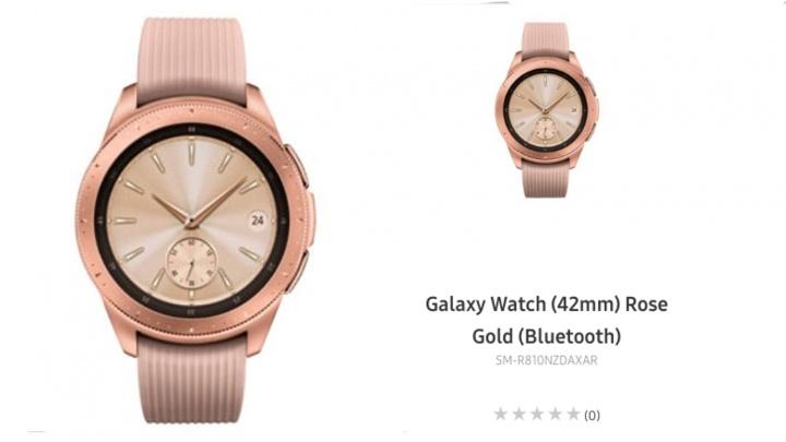 d9ea7d5601a Chama-se Galaxy Watch e ao que tudo indica será o novo relógio inteligente  da tecnológica sul-coreana. A informação e imagens sobre o wearable foram  já ...