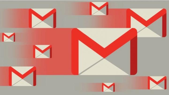 Gmail e-mail programadores