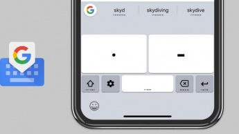google gboard ios codigo morse