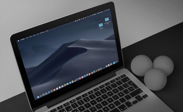 macOS Mojave Finder Ações Rápidas