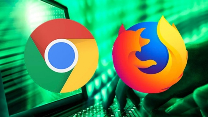 Android iOS Firefox Chrome malware