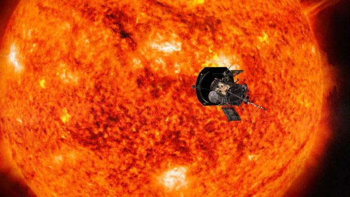 Sonda Solar Parker é o objeto mais rápido construído pelo Homem
