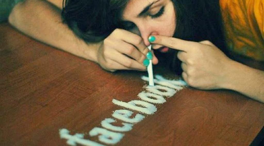 """Facebook e outras redes sociais serão a """"cocaína"""" digital"""