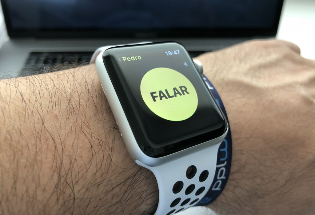 Apple Watch - Como usar o Walkie-Talkie no watchOS 5
