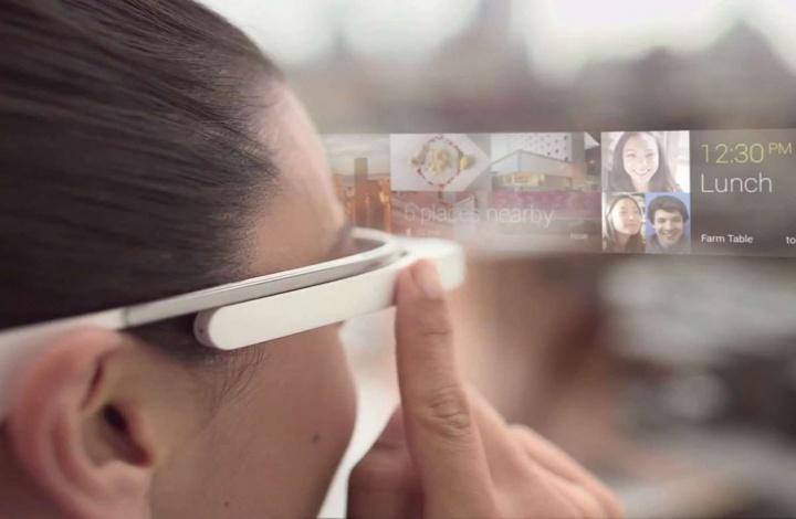 Óculos inteligentes da Google