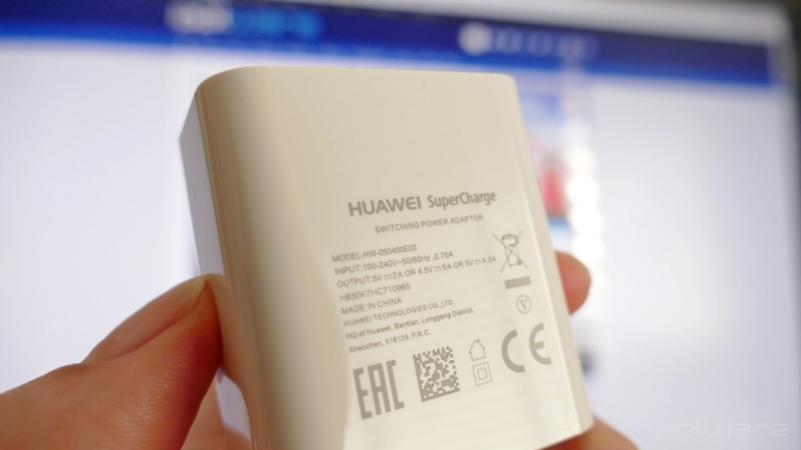 SuperCharge da Huawei considerada melhor tecnologia de carregamento rápido