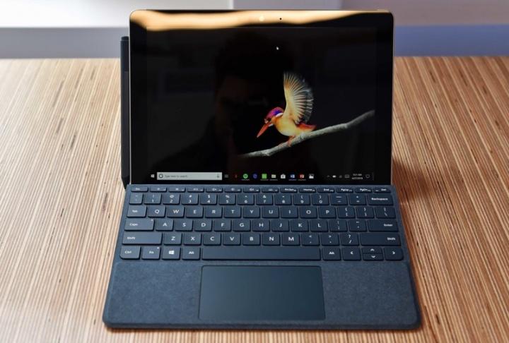 Surface Go Microsoft preço tablet computador