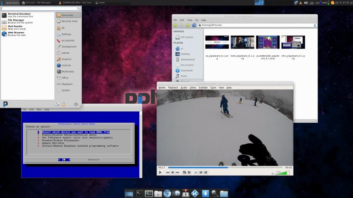 Chegou Pipplware 6 1 (versão final) para o seu Raspberry Pi