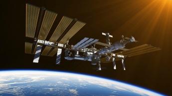 ISS fuga de ar NASA Estação espacial internacional