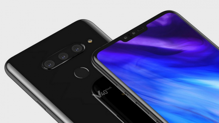 4 Câmaras num smartphone é pouco? O novo LG V40 terá 5!