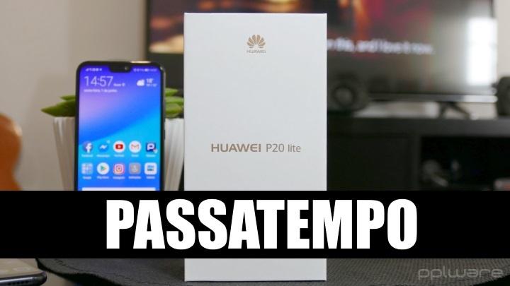 Passatempo: Ganhe um Huawei P20 Lite