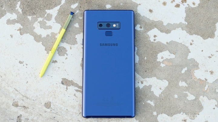 Análise: Samsung Galaxy Note9 - S Pen