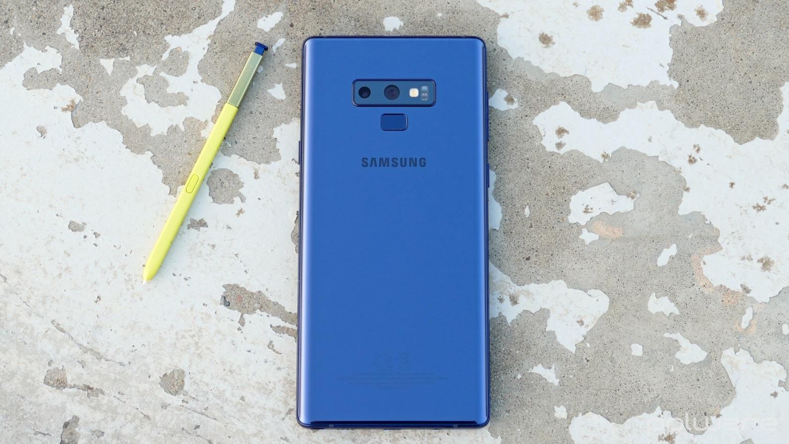 8aa7abd8c Análise  Samsung Galaxy Note9 - Pplware