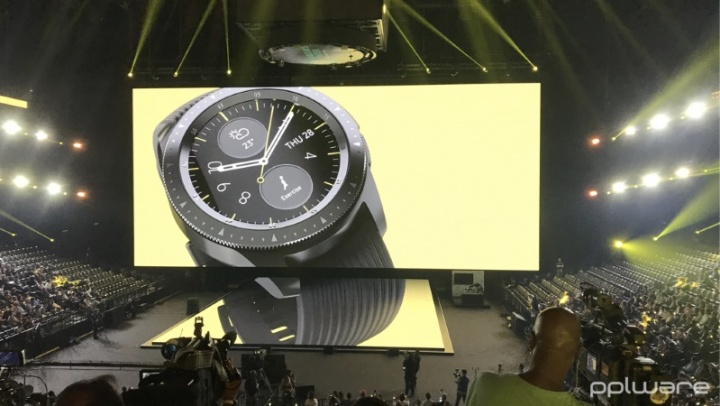 Este é o novo Samsung Galaxy Watch