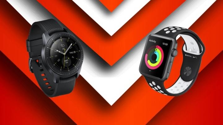 Será a Samsung capaz de derrubar a Apple no universo dos Smartwatches?