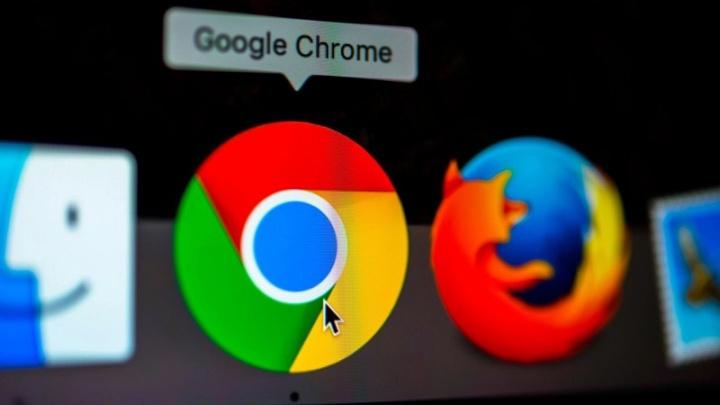 Chrome Google imagem fundo dica