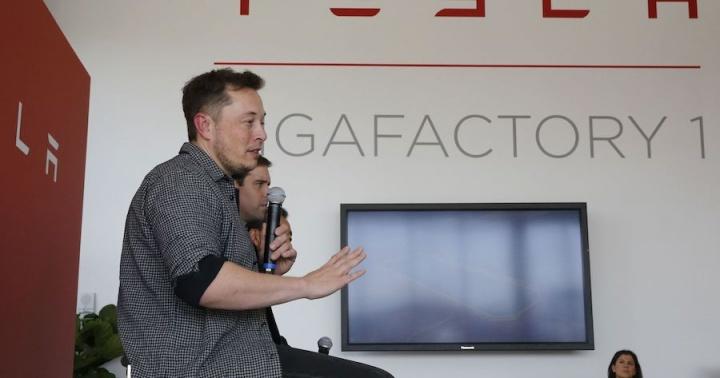 Tesla drogas vigilancia gigafactory