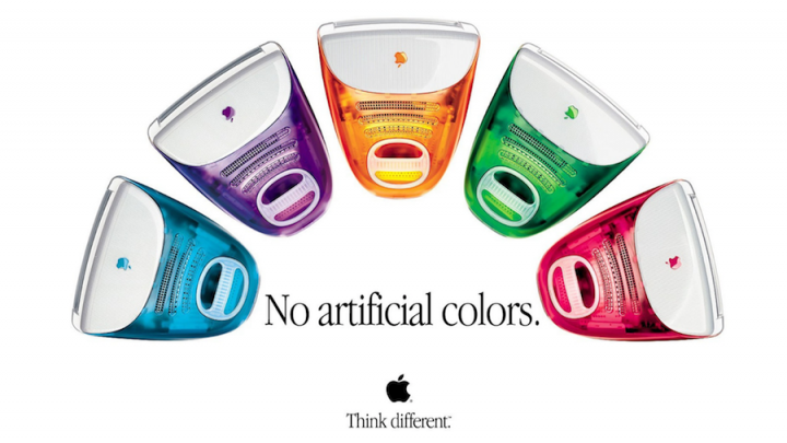 iMac 20 anos Steve jobs apple