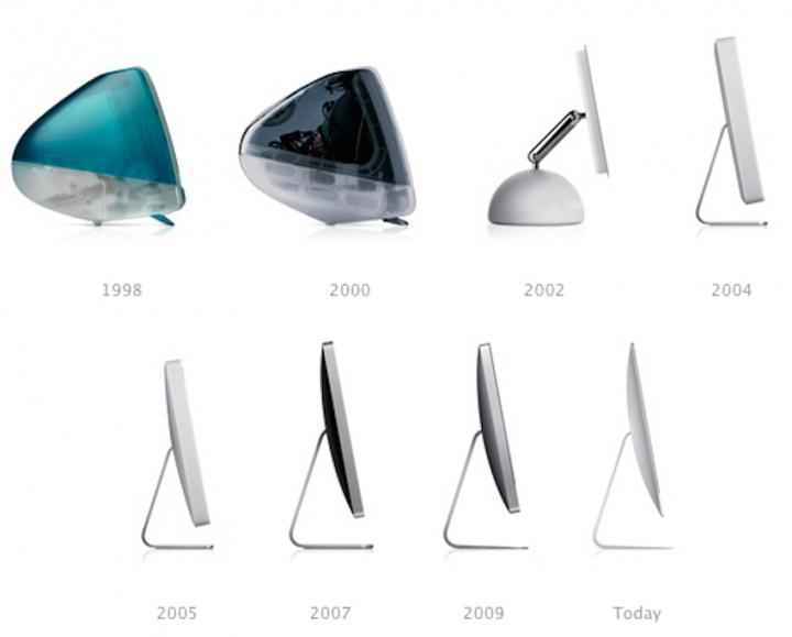 iMac original Steve jobs apple 20 anos aniversario