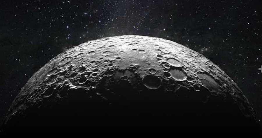 NASA descobre gelo à superfície da Lua