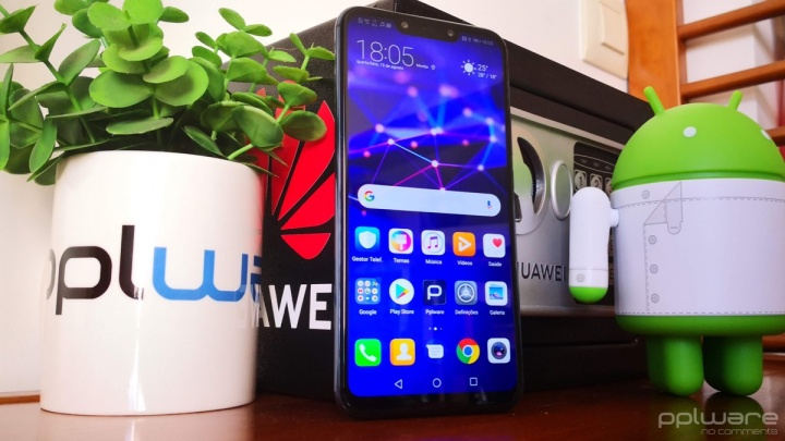 Huawei Mate 20 lite pré-venda oferta