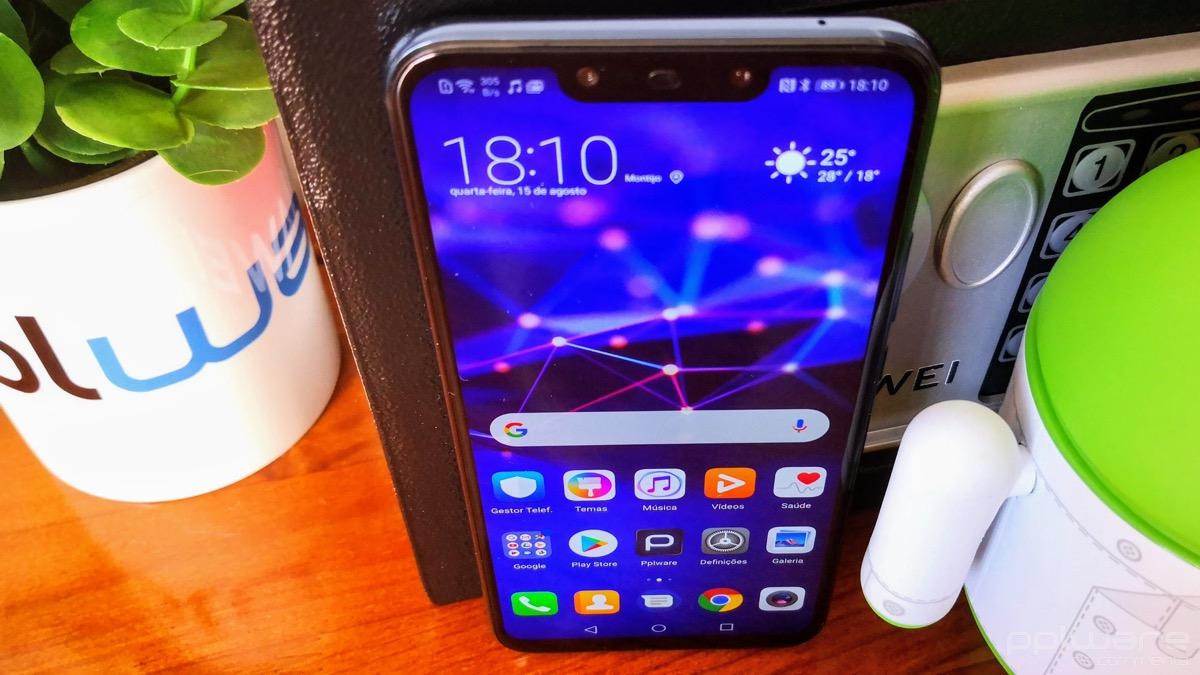 Huawei apresentou a EMUI 9 baseada no Android Pie - Pplware