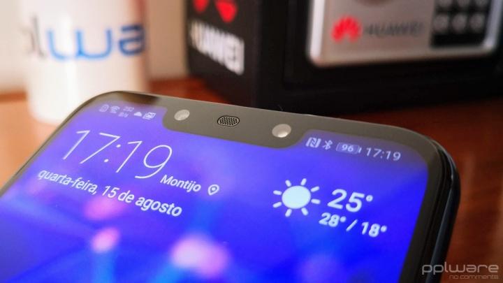 Mate 20 Lite Huawei gama média smartphone