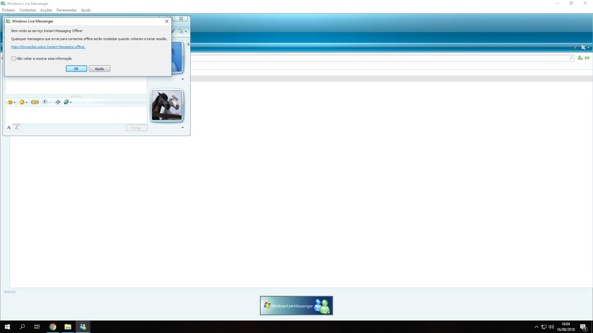 O Windows Live Messenger voltou! Saiba como o instalar e