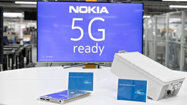 Nokia 5G patente smartphone