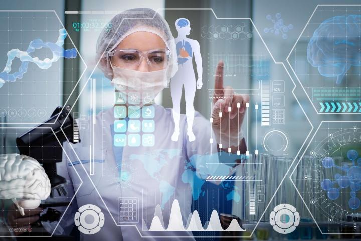 Imagem ilustrativa Inteligência artificial na medicina