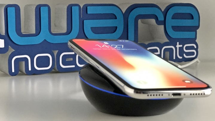 iPhone 2018 com novo carregamento sem fios