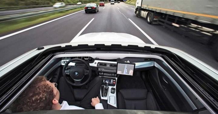 Imagem de carros autónomos