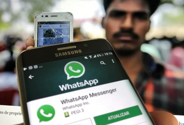 WhatsApp propagou fake news e levou a que morressem 20 pessoas